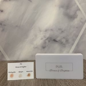 Pur Bronze & Brighten Dreamer Cheek Palette